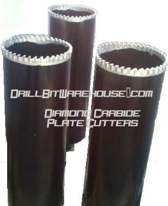 Drillbitwarehouse - Diamond Carbide Plate Cutters
