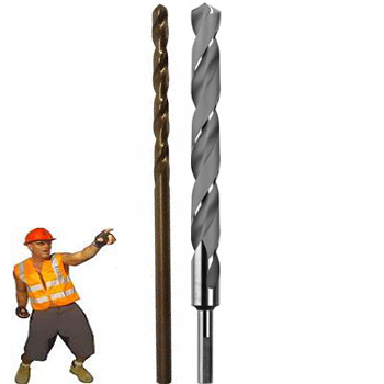 Drillbitwarehouse - Long Drill Bits
