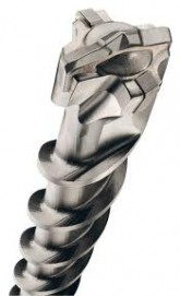 "1/4"" x 6"" PENETRATOR DRILL BIT FOR CONCRETE AND STEEL/REBAR"