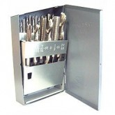 18pc METRIC TAP & DRILL SET