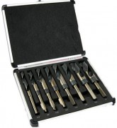 "9/16"" to 1"" High Speed Steel Drill Set"
