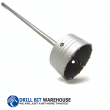 SDS-MAX DrillBitWarehouse Dry Core System 4-1/2