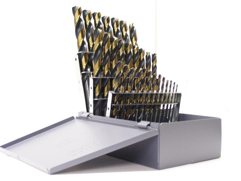 29pc HSS Heavy Duty Drill Bit Set