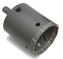 "1/2"" Diamond Turbo Core Bit"