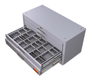 Super Master Storage Cabinet 4 Drawer