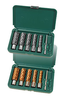 Diamond Carbide Annular Cutter Kit